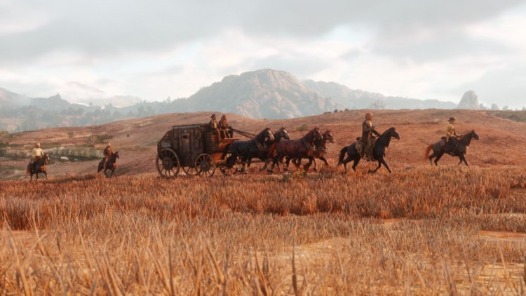 Red Dead Redemption 2 - Preview 3