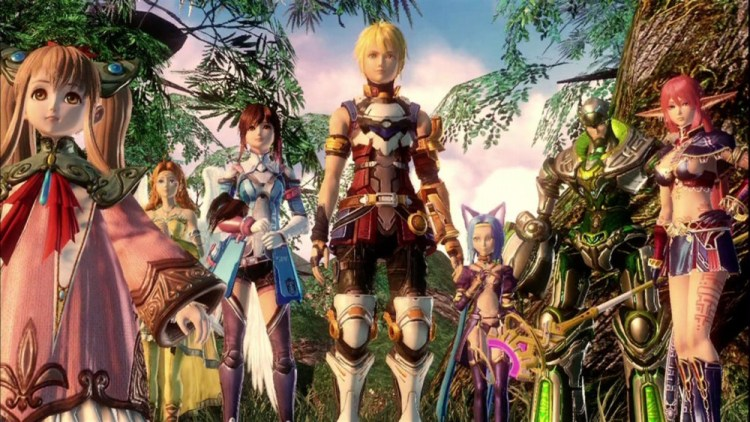 More JRPG presence on the Xbox One/Windows 10 Platforms