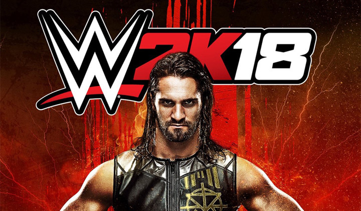 Seth Rollins WWE 2K18