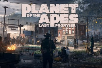 Planet of the Apes: Last Frontier - The Outerhaven