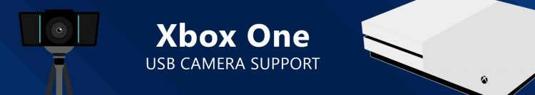 XBox One webcam support