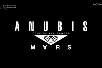 Zone of the Enders: The 2nd Runner - Mars Announced For PS4 And PC