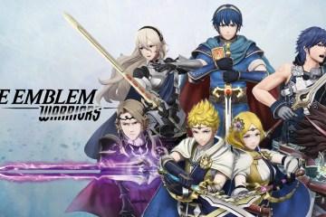 Fire Emblem Warriors Koei Tecmo