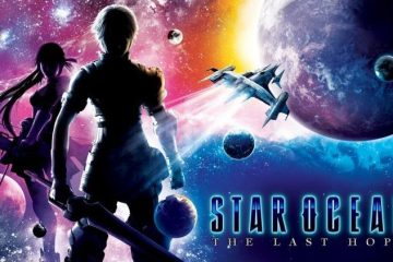 Star Ocean: The Last Hope Header