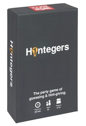 It has Cards Against Humanity- style box art, but it not made by the same company.