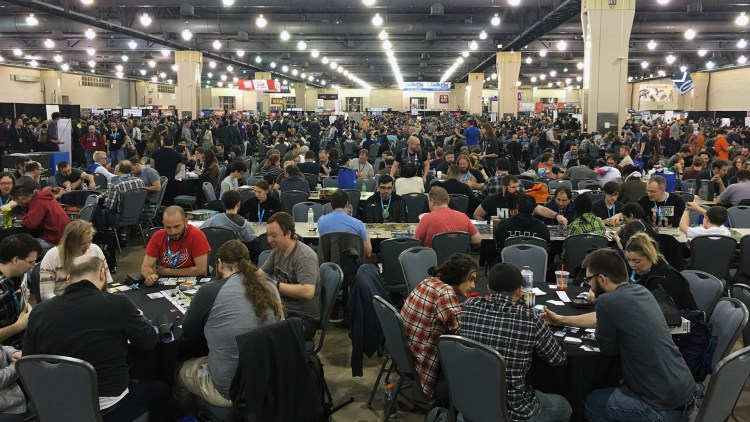 PAX Unplugged 2017 Free Play - The Outerhaven