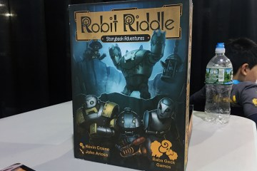Robit Riddle Box - The Outerhaven