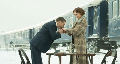 Murder on the Orient Express Kenneth Branagh Daisy Ridley