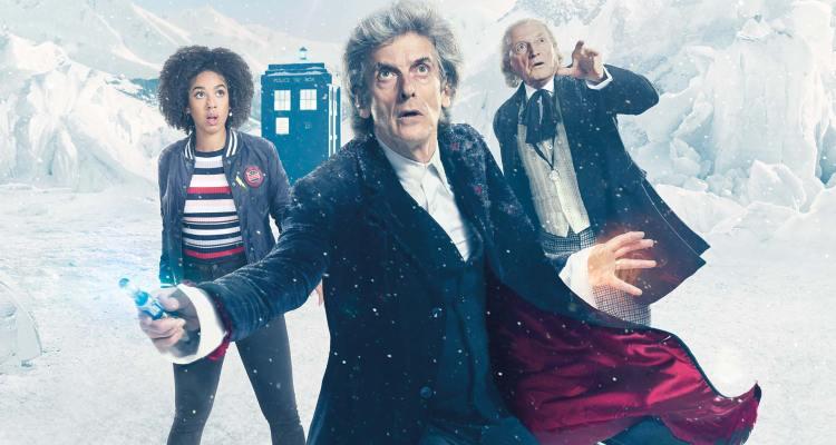 Doctor Who Christmas Peter Capaldi