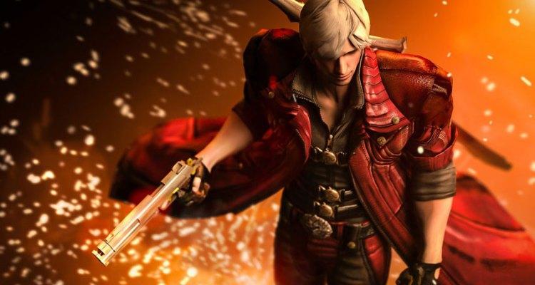 Devil May Cry 4 SE Dante