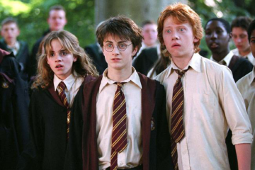 Harry Potter Hermione Ron