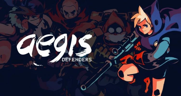 Co op platformer aegis defenders heads to the ps4pc and switch sciox Images