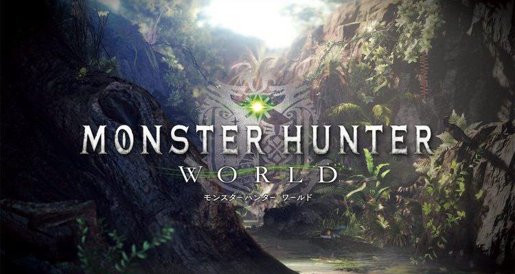 Monster Hunter World Header
