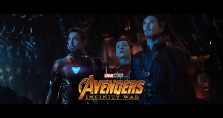 Avengers Infinity War Super Bowl 52 TV spot