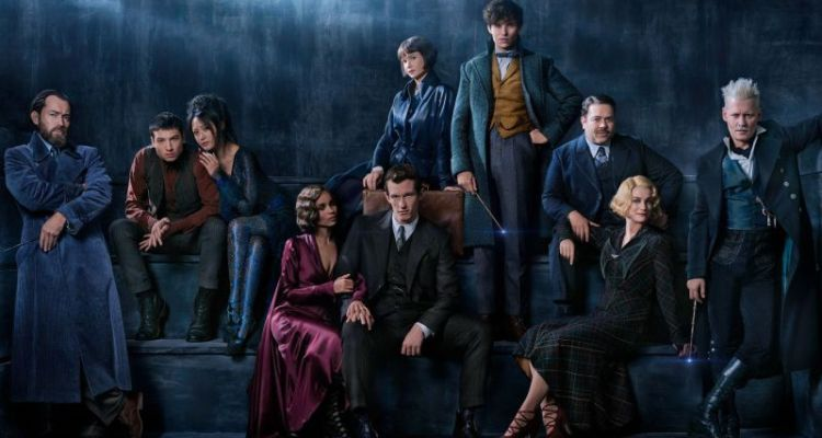 Fantastic Beast the Crimes of Grindelwald