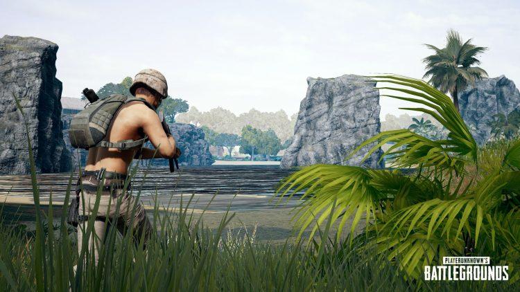 PUBG's new map, Codename: Savage