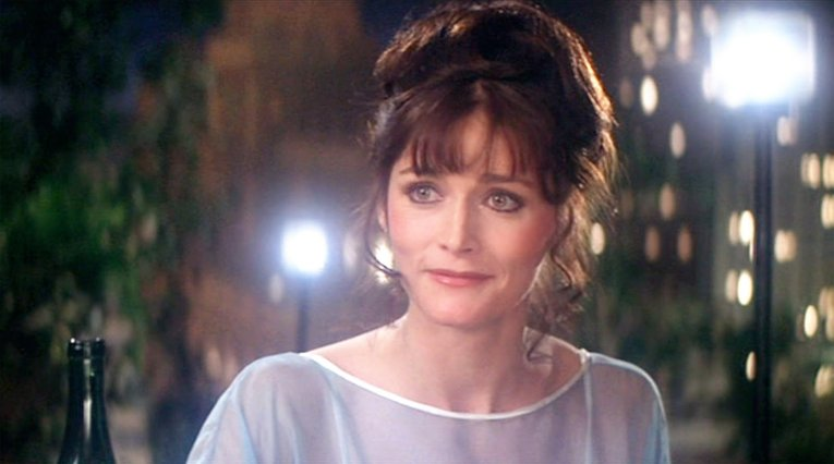 Margot Kidder as Lois Lane – Superman the Movie