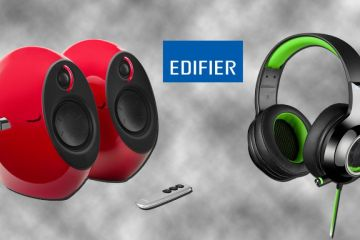 Edifier e25HD Luna Speakers G4 Gaming Headset