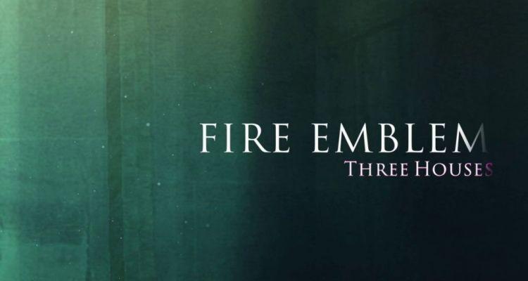 Fire Emblem Three Houses