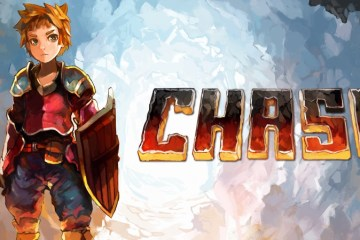 Chasm game review header