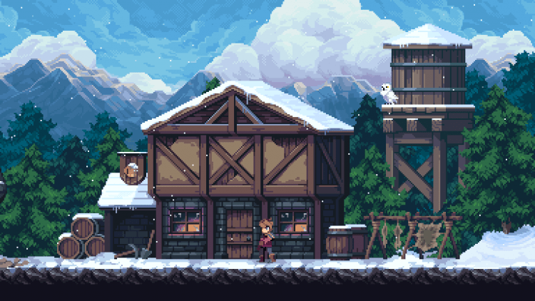 Chasm is as charming as it is dangerous