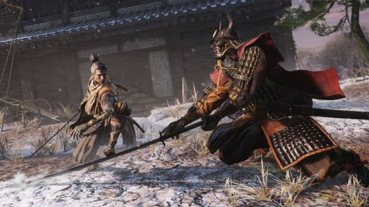 Sekiro: Shadows Die Twice Screenshot 01