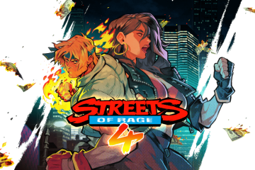Streets of Rage 4 announcement image