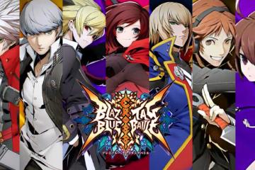 v1.21 release for BlazBlue: Cross Tag Battle.
