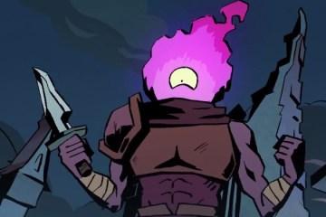 LOL, Dead Cells hero is funny