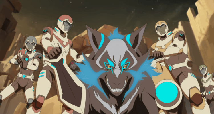 Voltron Legendary Defender Season 7 Review
