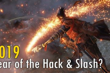 Is 2019 the year of the hack & slash?