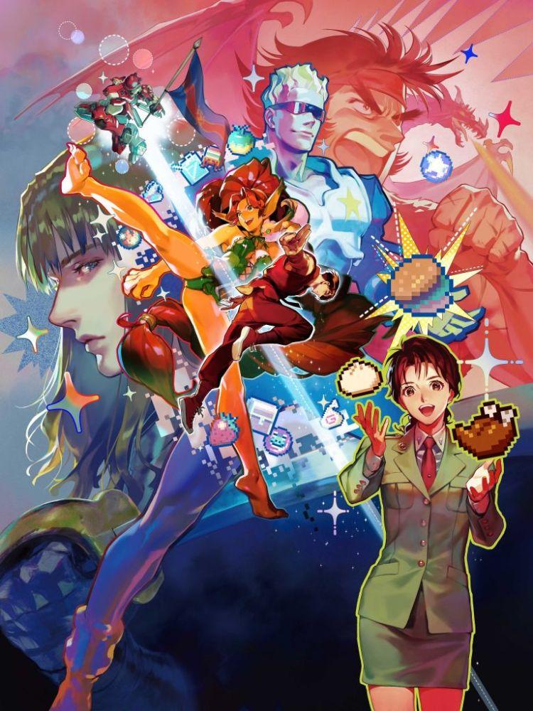 Capcom Beat 'Em Up Bundle art