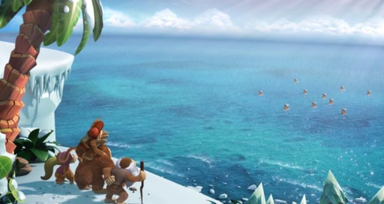Backlog Quest - Donkey Kong Country Tropical Freeze Ending 2