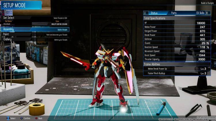 new gundam breaker screenshot-10