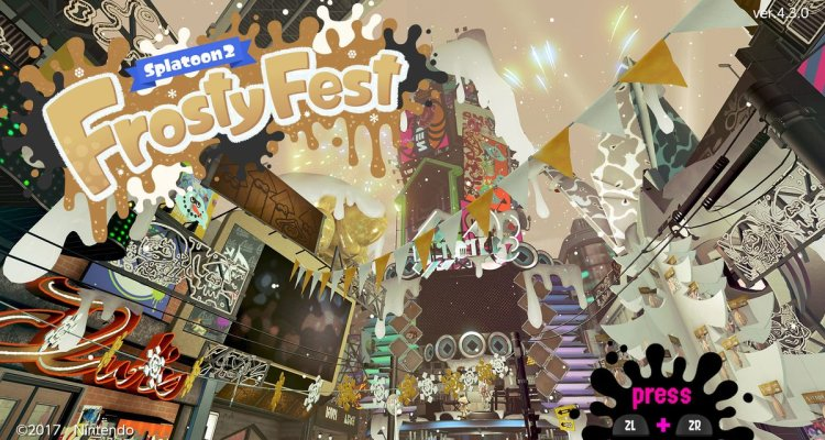 Splatoon 2, FrostyFest