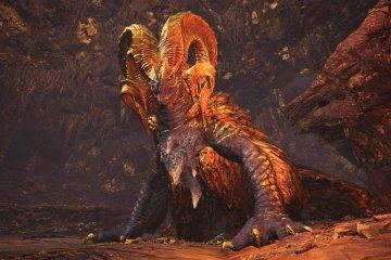 Kulve Taroth Monster Hunter World