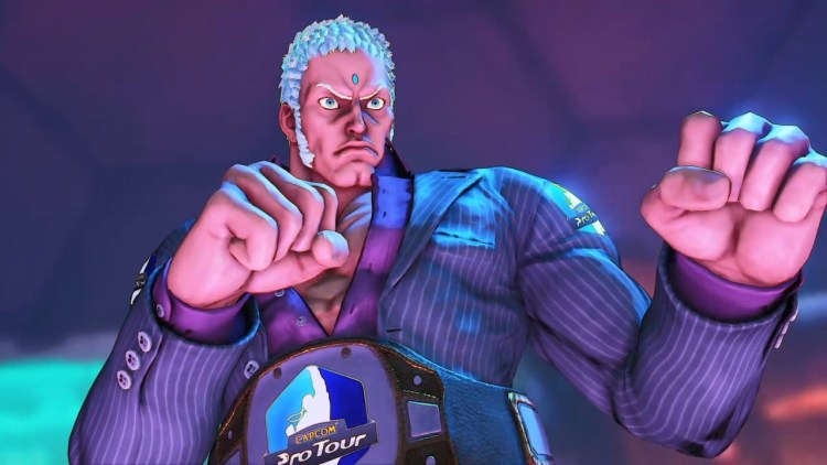 Capcom, Street Fighter V