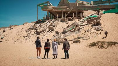 Doctor Who Series 11 The Ghost Monument