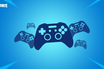 Fornite mobile controller support
