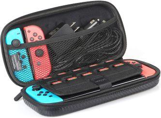 AmazonBasics Carrying Case for Nintendo Switch