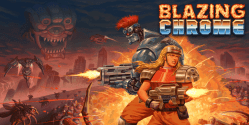 Blazing Chrome Header