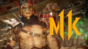 Mortal Kombat 11 Shao Khan is ready
