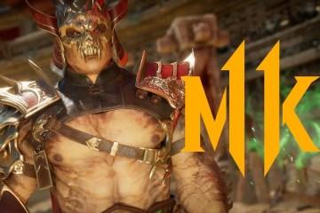 Mortal Kombat 11 Shao Khan is ready