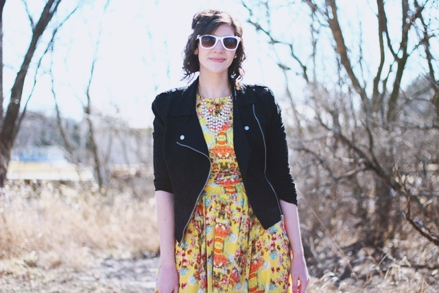 hannah rupp the outfit repeater eshakti floral dress birthday fashion style