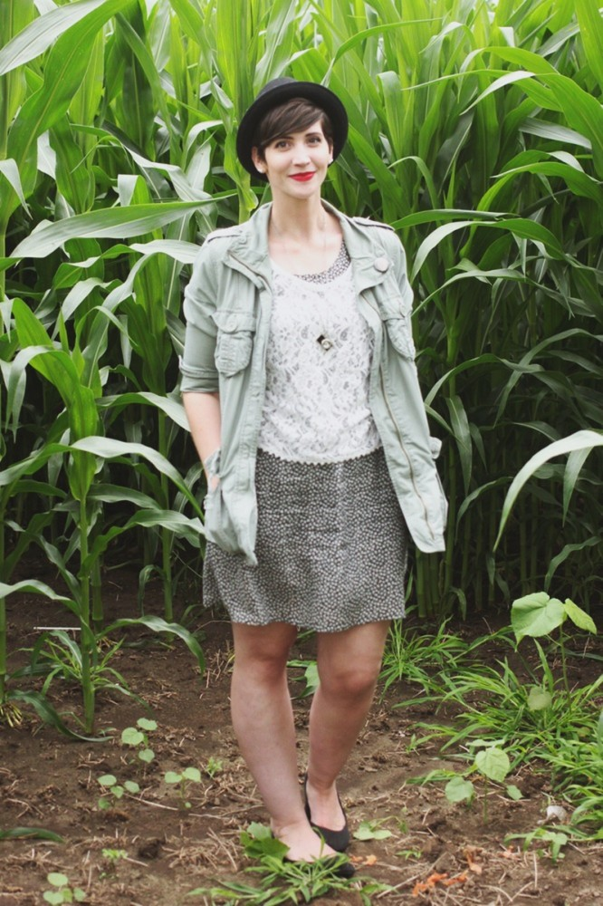 When Blogs Collide | Meeting That Katie Girl | The Outfit Repeater