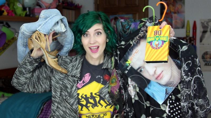 April Thrift Haul Video