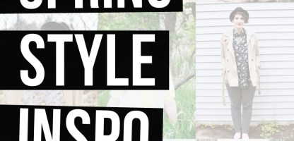 Spring Style At It's Best: 8 Spring Outfit Ideas