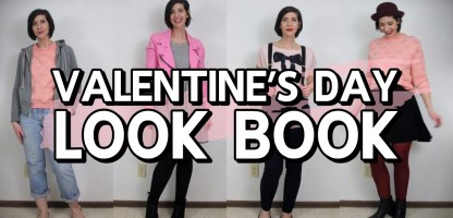 Valentine's Day Look Book: 12 Outfits To Inspire You!