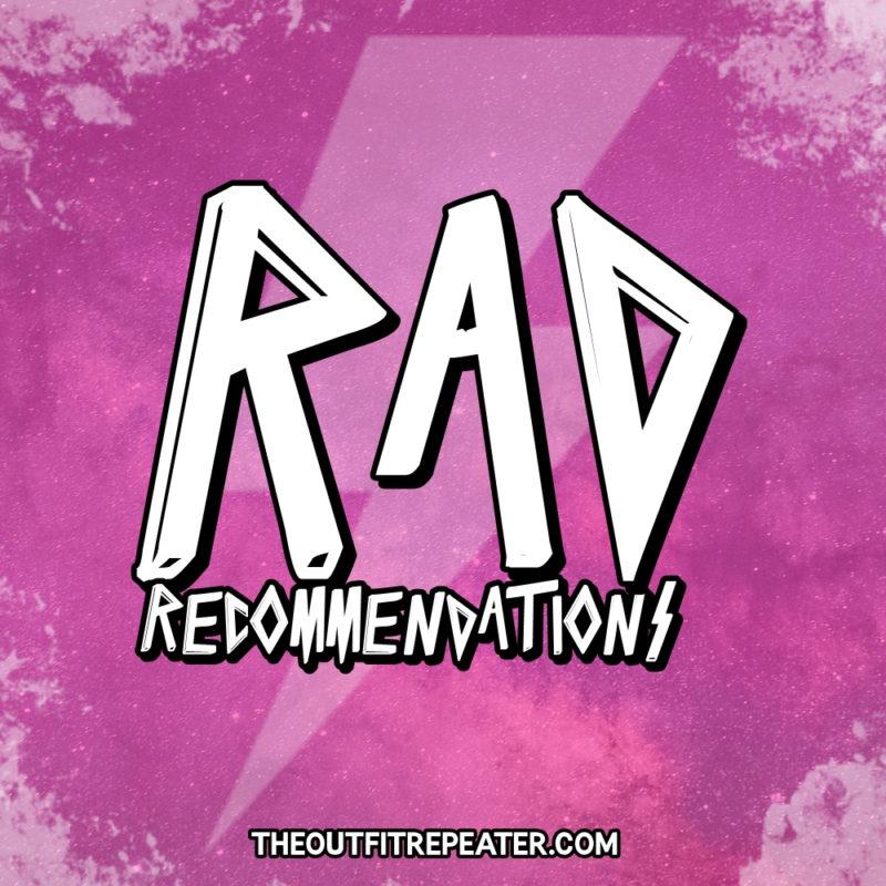 Rad Recommendations: Vol. 4