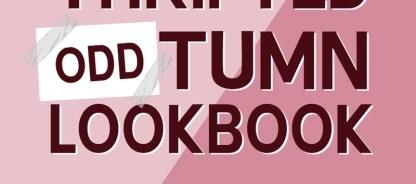 Odd-tumn Thrifted Lookbook
